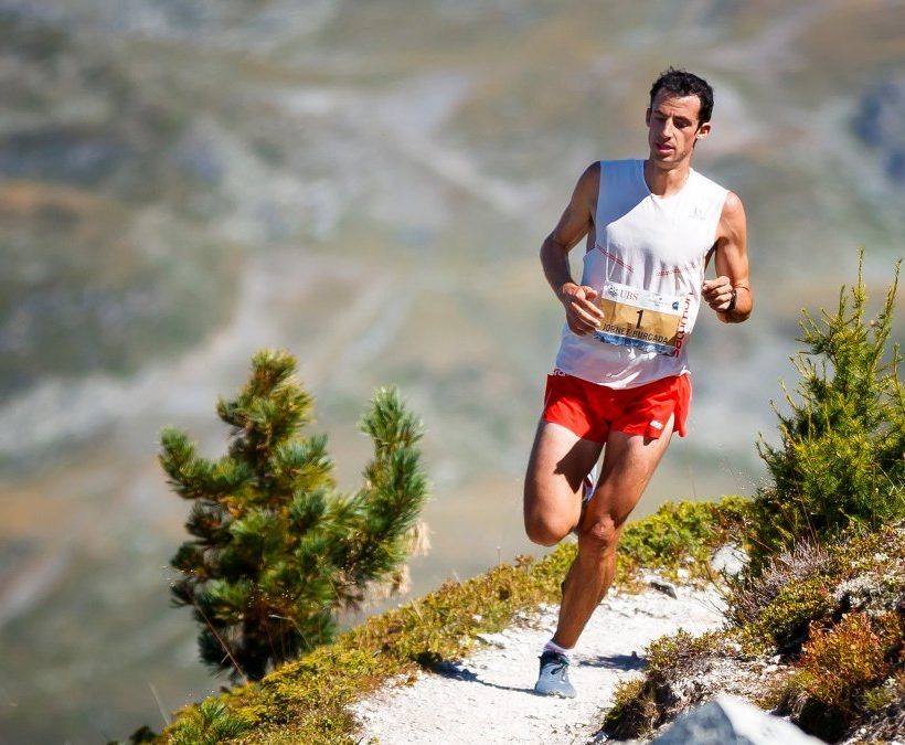 Gelezen – Run or die (Kilian Jornet)